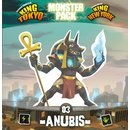 King of Tokyo / King of New York - Monster Pack 03: Anubis