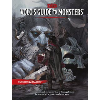 Dungeons & Dragons: Volos Guide to Monsters (HC, engl.)