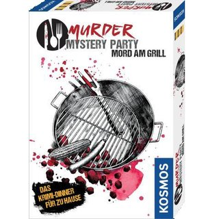 Murder Mystery Party: Mord am Grill