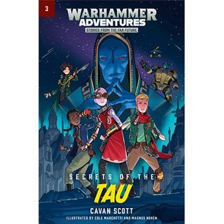 Warhammer Adventures: Secrets of the Tau