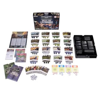 Dice Masters: Battle for Ultramar Campaign Box