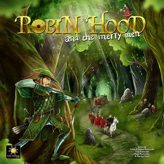 Robin Hood and the Merry Men (de)