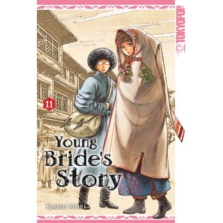 Young Brides Story, Band 11