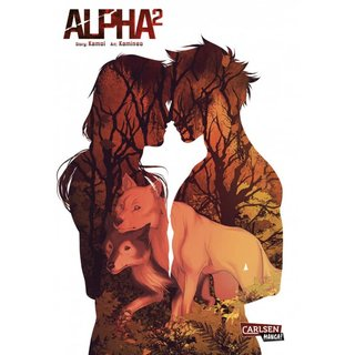 Alpha² - Neuedition (Softcover)