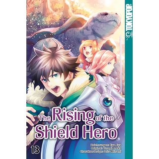 The Rising of the Shield Hero, Band 13