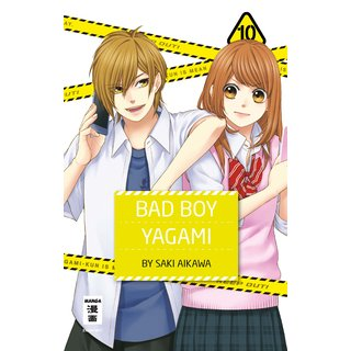 Bad Boy Yagami, Band 10