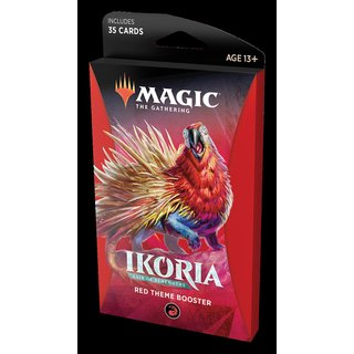 MtG: Ikoria - Red Theme Booster