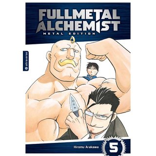 Fullmetal Alchemist Metal Edition, Band 5