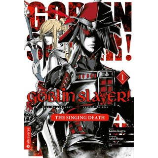 Goblin Slayer! The Singing Death, Band 1
