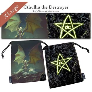 Legendary Dice Bag XL: Cthulhu the Destroyer