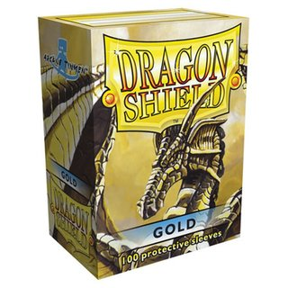 Dragon Shield: Gold (100)