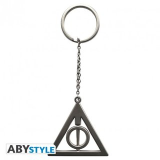 HARRY POTTER - Keychain 3D Deathly Hallows