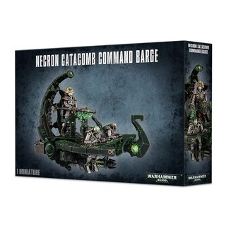 Necrons: Annihilation Barge / Command Barge