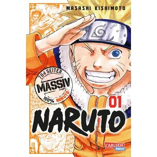 Naruto Massiv, Band 1