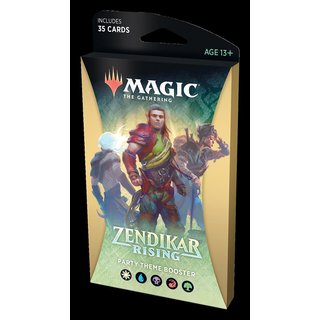 MtG: Zendikar Rising Theme Booster: Party