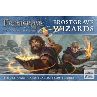 Frostgrave: Wizards (8)