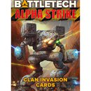 BattleTech: Alpha Strike Clan Invasion Cards