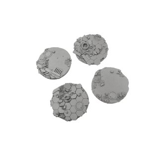 Urban Fight Bases, Round 55mm (1 piece)