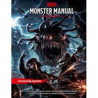 Dungeon & Dragons: Monster Manual