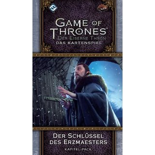 Game of Thrones: LCG - Der Schlüssel des Erzmaesters
