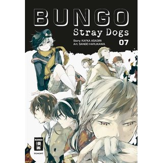 Bungo Stray Dogs, Band 7