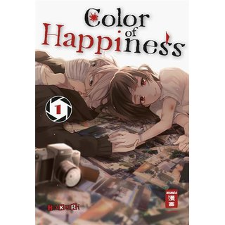 Color of Happiness, Band 1
