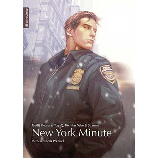 New York Minute - In these words Prequel [Einzelband]