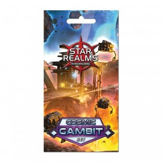 Star Realms: Cosmic Gambit Set (dt.)
