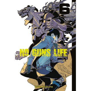No Guns Life, Band 6